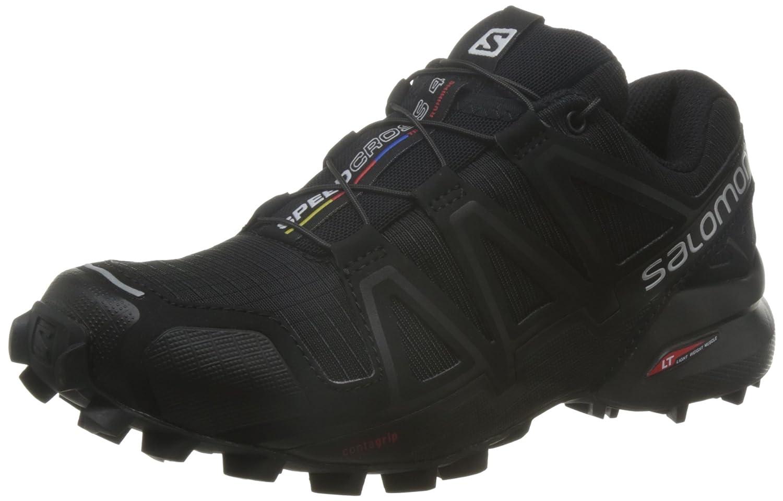 Salomon Speedcross 4 W, Chaussures de Trail Femme, Noir