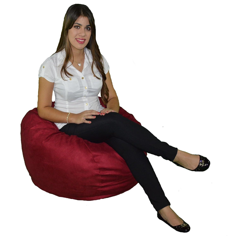 Amazon Kids Bean Bag Chair Premium Cozy Foam Filled Cozy Bean