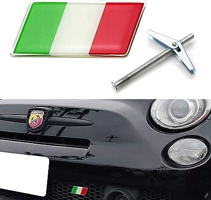 Silver Anchor 3D Metal Auto Car Trunk Grille Door Fender Badge Emblems Decal
