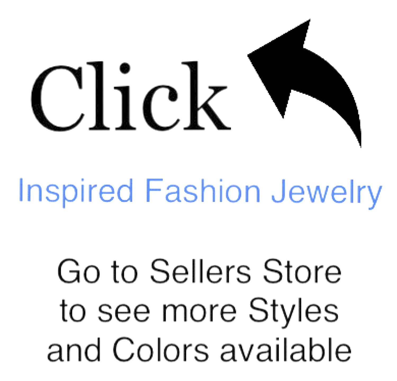 Inspired Fashion Jewelry Open Filigree Earrings in Gold Metal Tone in 3 Sizes