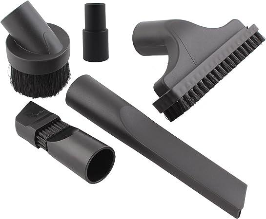 Kit de cepillo y accesorios de aspirador de 35 mm de 32 mm universal para aspiradora VAX HOOVER Limpiador polvo: Amazon.es: Hogar