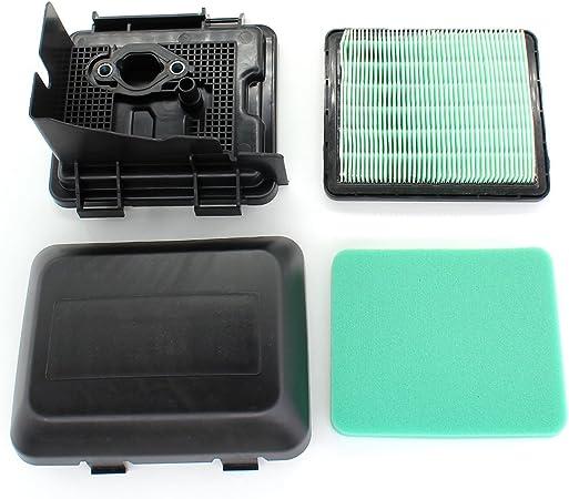 Tondeuse Pi/èces de rechange pour Honda 17211-ZL8-023 GCV160//190 Filtre /à air Accessoires Tondeuse