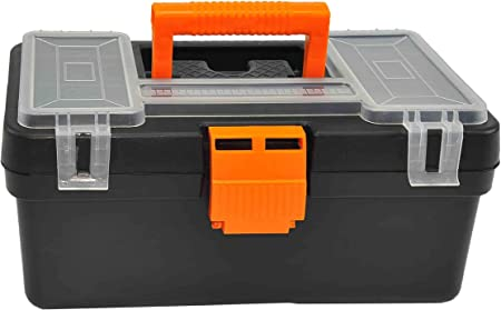 Caja Herramientas Mini Kid, NOU, 1uds.: Amazon.es: Hogar