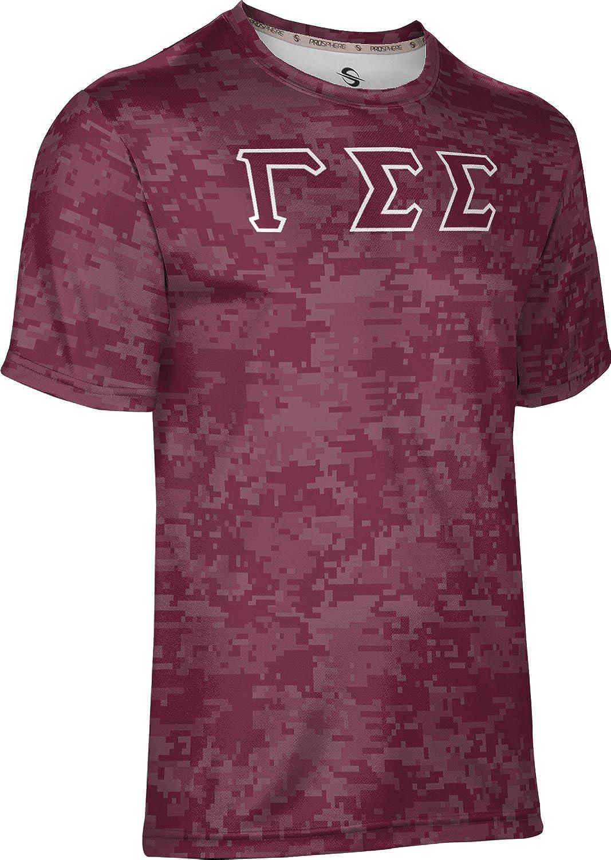 Digital Medium ProSphere Gamma Sigma Sigma Mens Performance T-Shirt C6C85