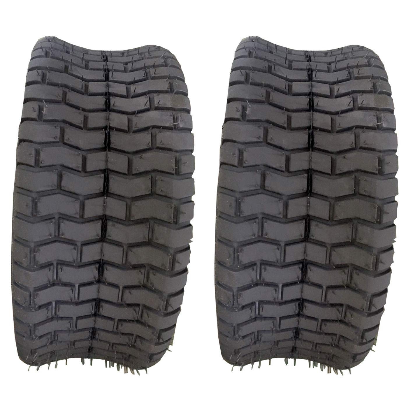 Cheng Shin CST 3.40x3.00-5 4Ply Sawtooth Tire w//Tube