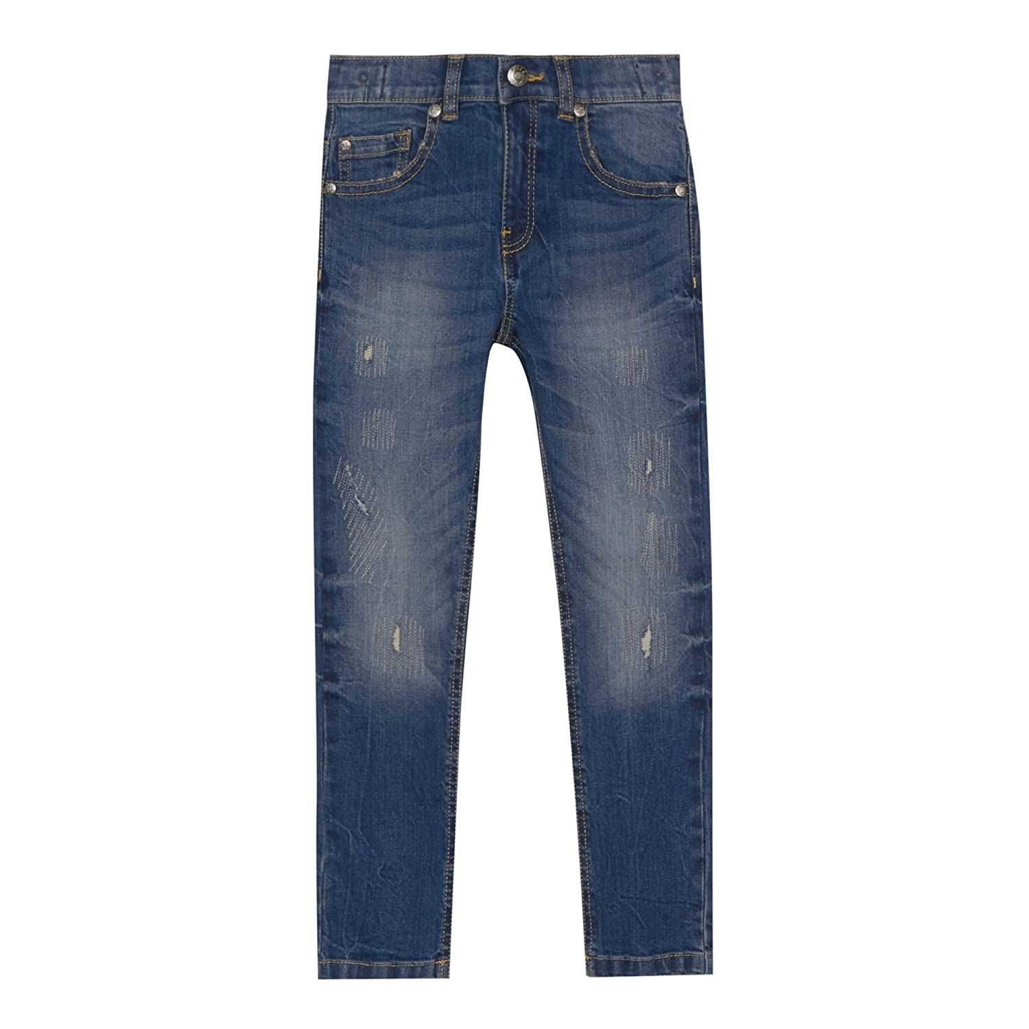 bluezoo Kids 'Boys' Blue Super Skinny Jeans