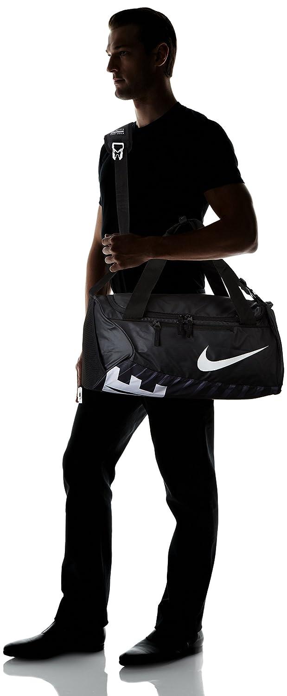 58a75e310 Nike Alpha Adapt Crossbody (Small) Duffel Bag Black/White BA5183 100:  Amazon.in: Shoes & Handbags