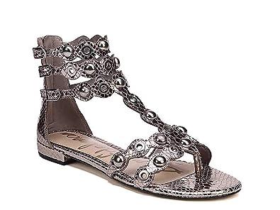 8c4fafcc078a Sam Edelman Women s Desi Gladiator Sandal (4 M US