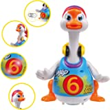 Walking, Talking, Singing and Dancing Musical Hip Hop Goose TG656 – Cool Dancing Toy for Boys and Girls Kids or Toddlers by ThinkGizmos (Trademark Protected)