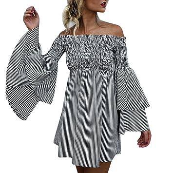 4545ac88ca9 Amazon.com  Hemlock Teen Off Shoulder Dress Skirts Women Holiday ...