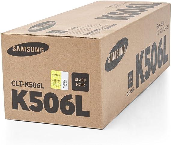 Original Samsung Clt K506l K506l Für Clx 6260 Nd Premium Line Premium Drucker Kartusche Schwarz 6000 Seiten Bürobedarf Schreibwaren