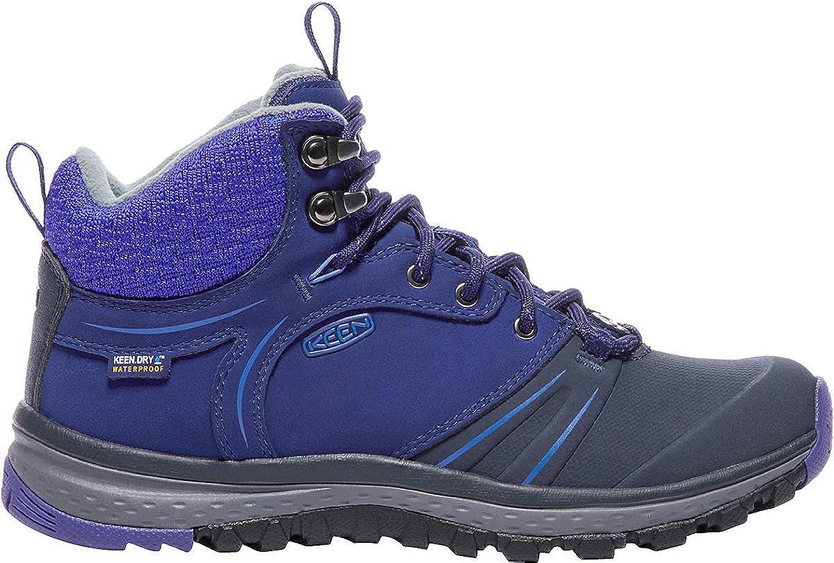KEEN Terradora Wintershell Blueprint Royal Womens Outdoor Boot Size 9M