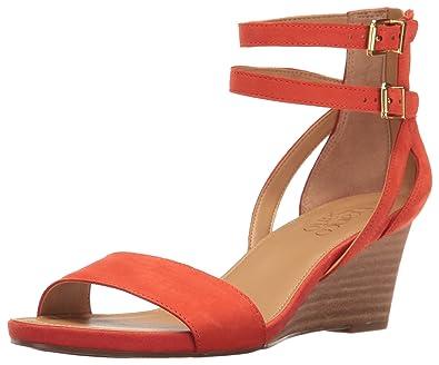 0aa14eb28d3d Franco Sarto Women s Danissa Wedge Sandal
