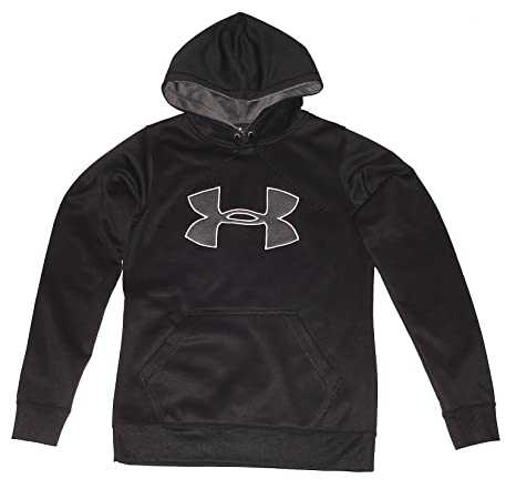 ab268c02397b Amazon.com  Under Armour Women s UA Armour® Fleece Big Logo Hoody ...