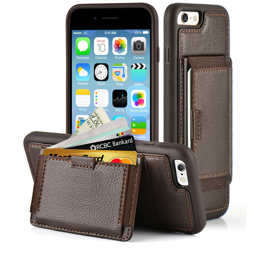 Leather ZVE Shockproof Protective 5 5inch Image 1