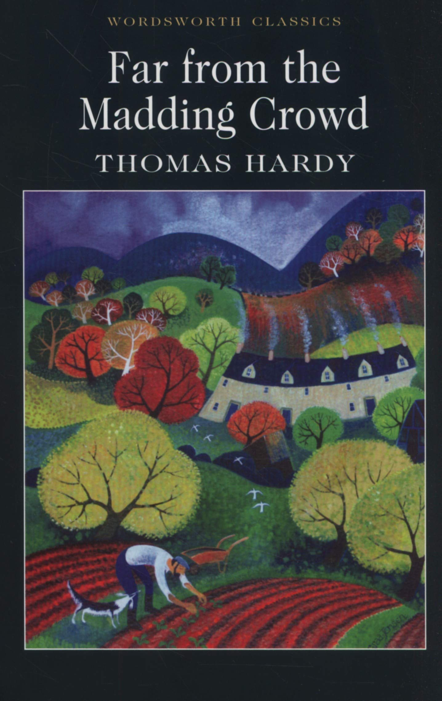 Far from the Madding Crowd (Vintage Classic)
