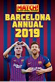 FC Barcelona Official 2019 Annual Magazine