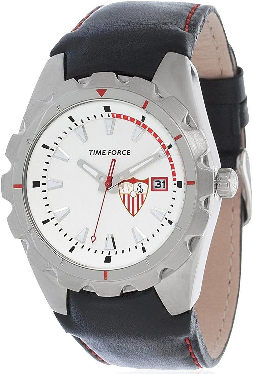TIME FORCE TF-3015M02 - Reloj Caballero Piel