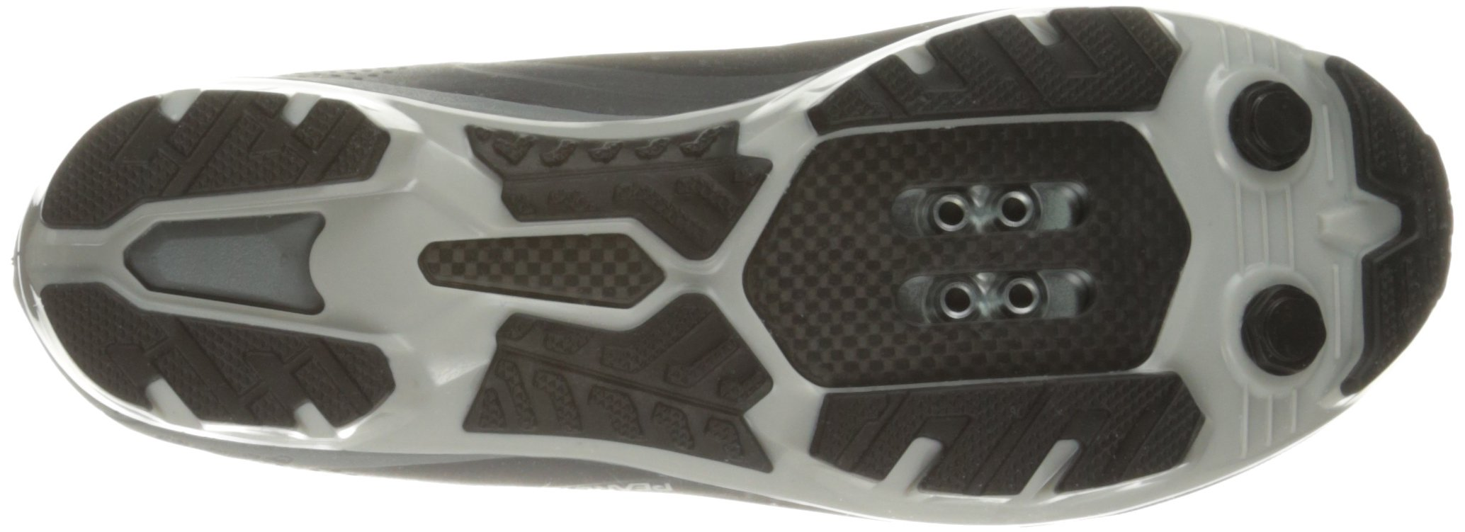 Pearl Izumi Women's w x-Project Elite Cycling Shoe, Black/Monument Grey, 40 EU/8.4 B US by Pearl iZUMi (Image #3)