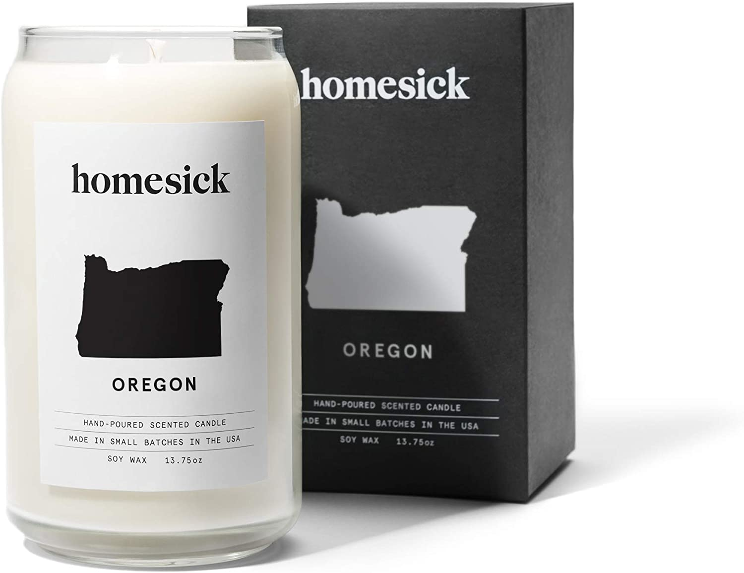 Homesick Scented Candle, Oregon