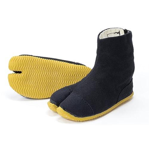 Zapatos Tabi de Japon para Ninos 5 Clips Black Edition ...
