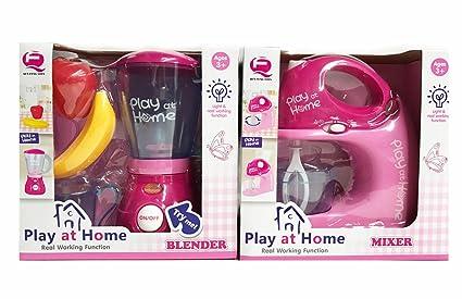 Amazon.com: Play at Home Licuadora y batidora Kitchen ...