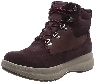 de Chaussures Un Lace Clarks Femme Bottes Orbit Neige wIpWPqC