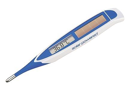 Geratherm solar speed GT-161/1 - Termómetro solar digital (funciona sin pilas