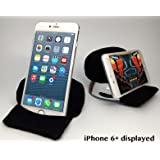 MOBI-GO! Phablet & Phone  Prop/Stand - Soft, Portable and Perfect for Desk, Car Dashboard and Travel