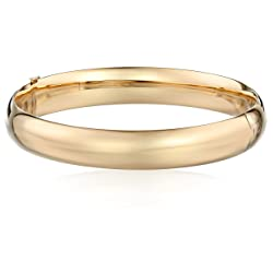 Polished Bangle Bracelet