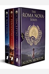 Roma Nova Box Set 1: INCEPTIO, PERFIDITAS, SUCCESSIO (Roma Nova Thriller Series) Kindle Edition