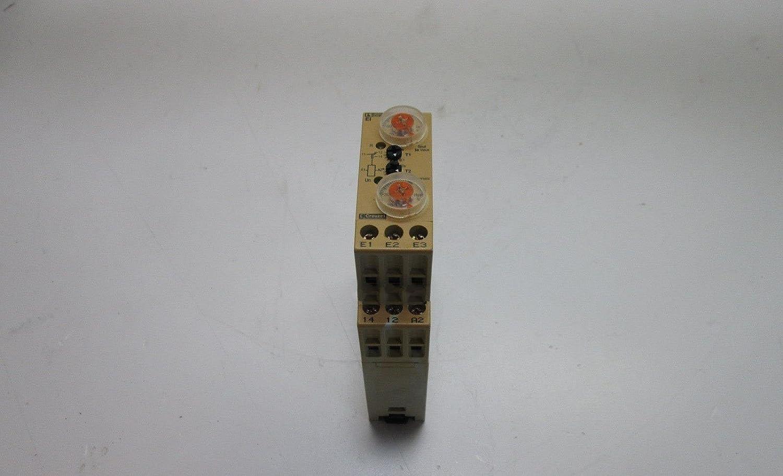 Crouzet 84 871 009 Current Control Relay 120v50 60hz Industrial Scientific