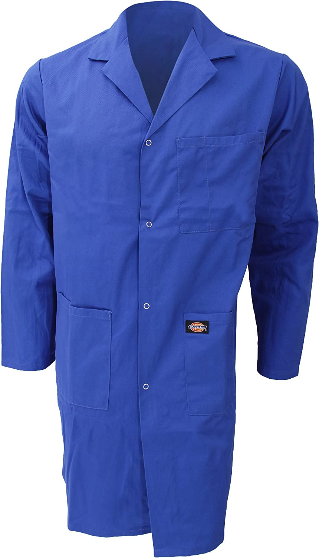 Bleu marine M Manteau de travail Dickies Redhawk pour homme