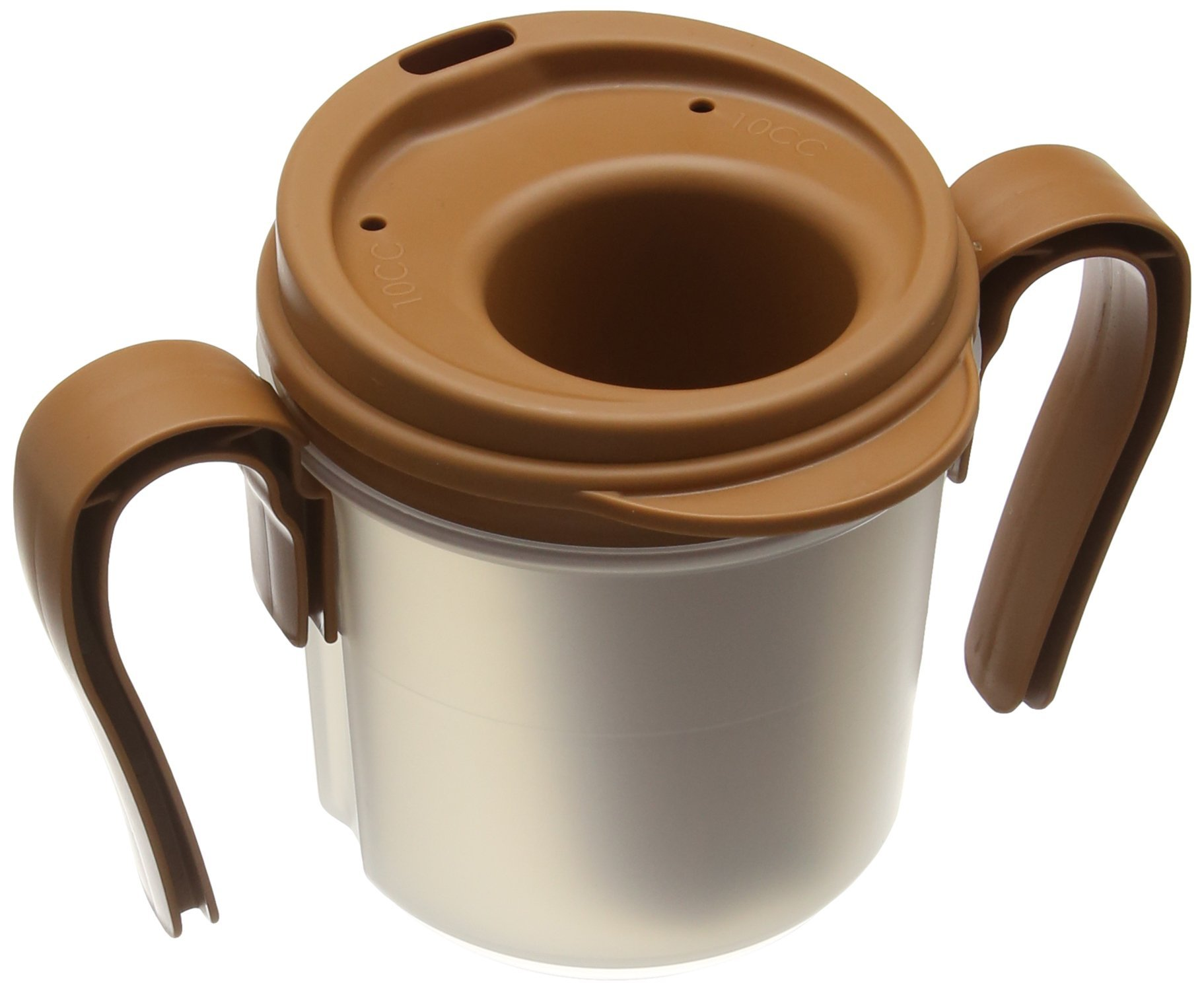 Provale Regulating Cup - Brown, 10 ml (Eligible for VAT Relief in The UK) by Provale