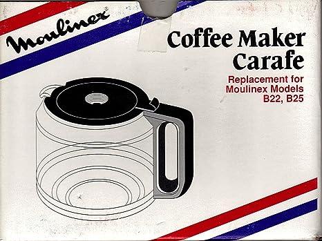 Amazon.com: Moulinex 10 Copa Sustitución jarra: Kitchen & Dining
