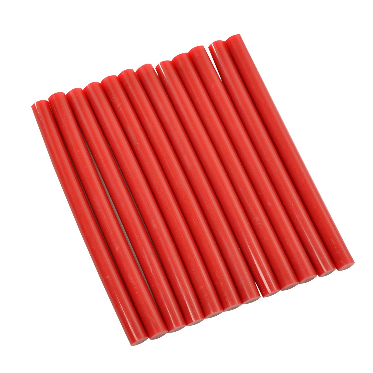 GlueSticksDirect Red Colored Glue Stick mini X 4