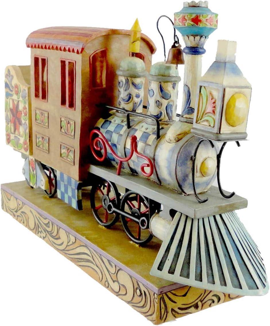 Jim Shore Vintage Train Engine
