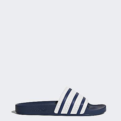 tofu Cantidad de el primero  Amazon.com: adidas Originals Adilette Slide Sandalia para hombre: Shoes