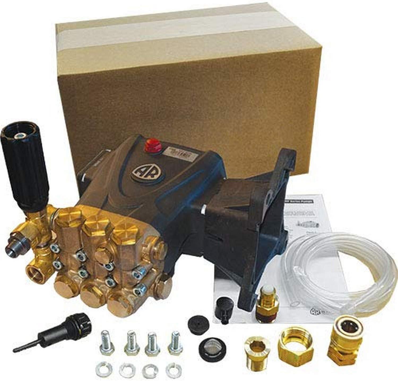 AR Annovi Reverberi RRV3G36D-F24 High Pressure Washer Pump 3600 PSI Metallic 3 GPM
