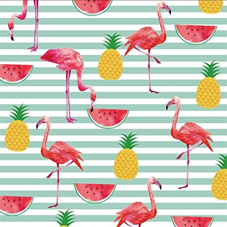 Flamingo wallpaper PNG.