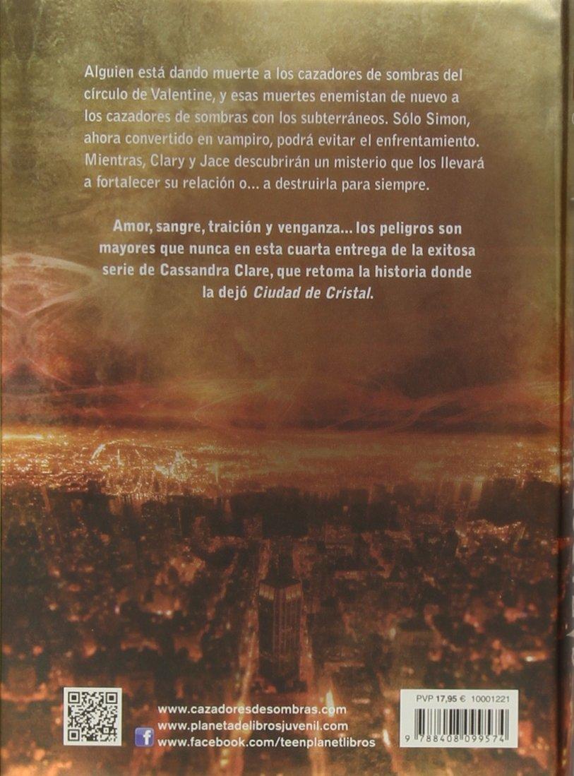 Pack Cazadores S. 4+ poster: Cazadores de Sombras 4 EXPOSITORES Y PLV: Amazon.es: Clare, Cassandra: Libros