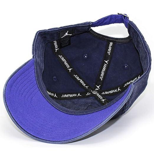 Nike Jordan Heritage H86 Air Strapback Hat Black/Grey AA1306-010 at Amazon Mens Clothing store: