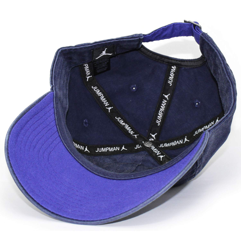 b5cec96fd52 Nike Jordan Heritage H86 Air Strapback Hat Black/Grey AA1306-010 at Amazon  Men's Clothing store:
