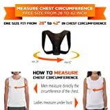 4well Posture Corrector for Women Men   Rounded