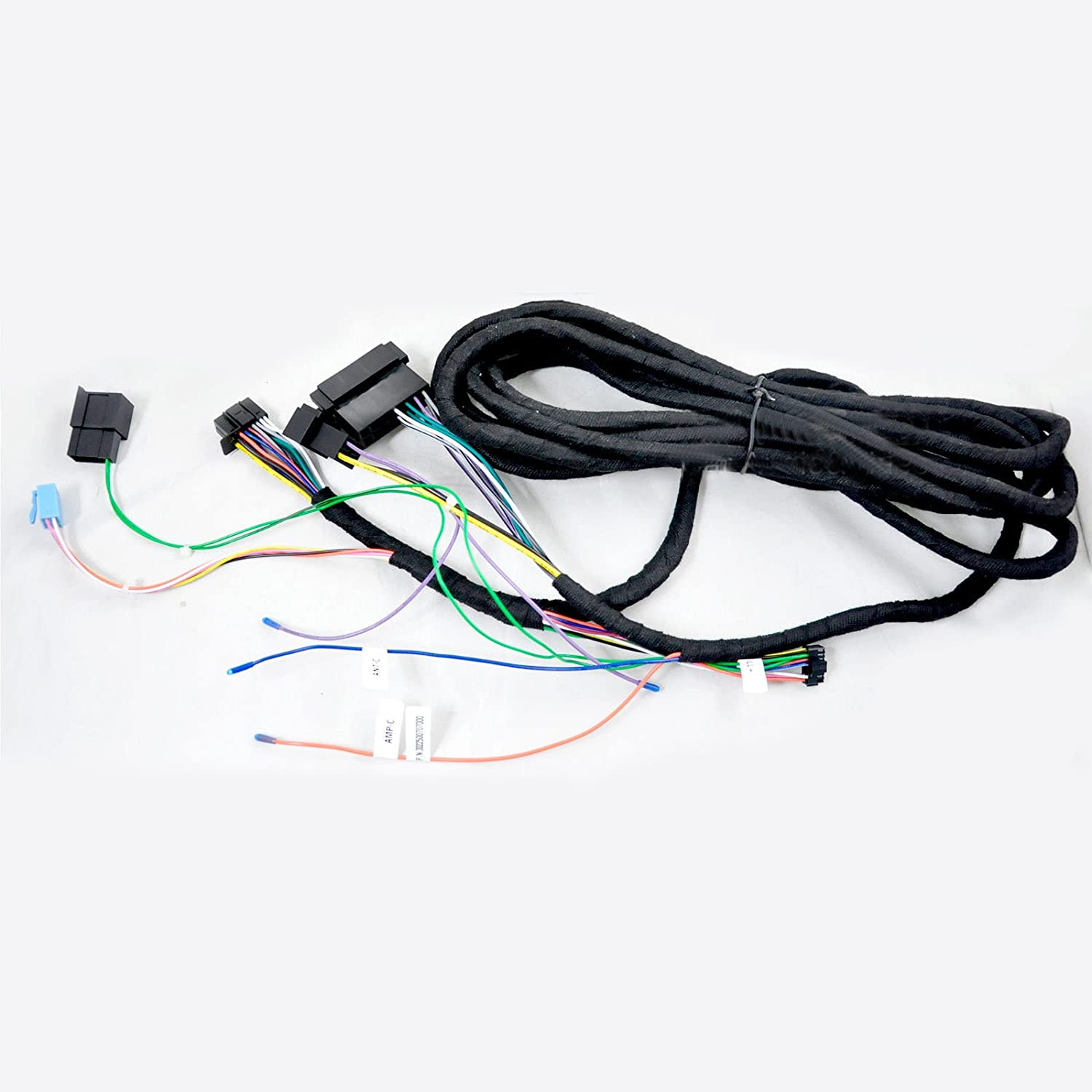 Witson Fiber Optic Cables Extension Kit Speaker Cable Mercedes W203 Phone Wiring For Benz C Clk Cls E G S A B Class Home Audio Theater