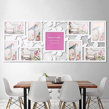 Inovey 9 Bilder Foto Familie Bild Collage Display Wand Dekor