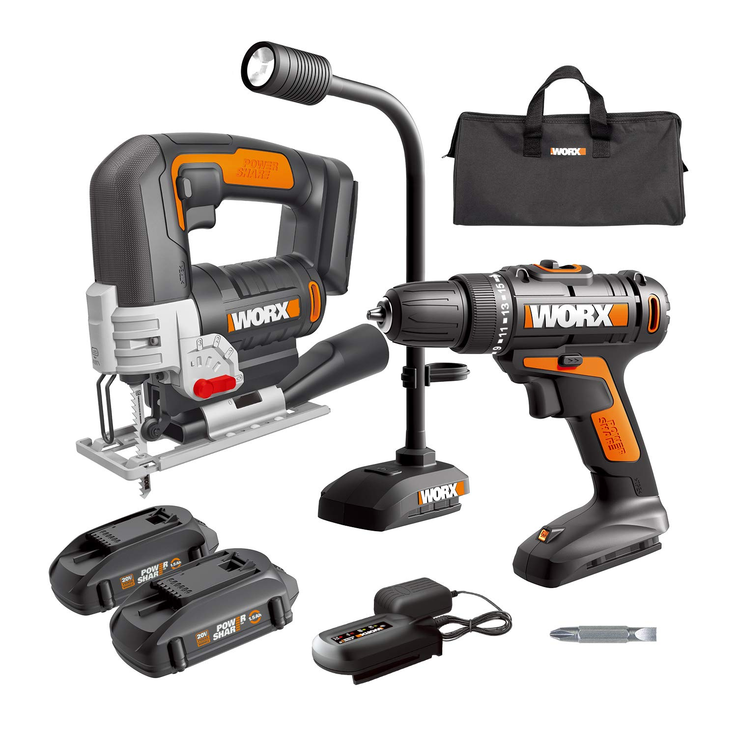Dremel US40-03 Ultra-Saw Tool Kit with 5 Accessories and 1 Attachment w Tile Diamond Blade