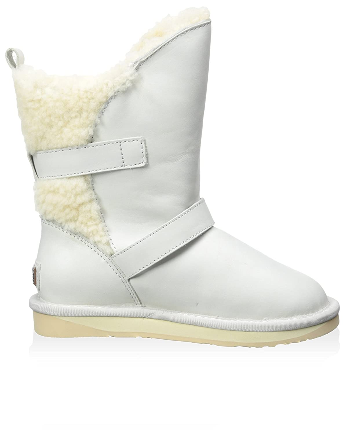 Amazon.com | Australia Luxe Collective Kid's Nadir Boot with Buckles, Dove,  11 M US Little Kid | Boots
