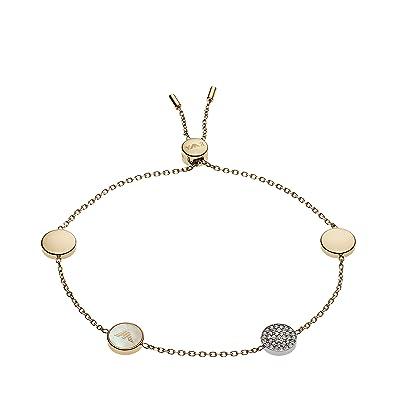 d43795ec4 Emporio Armani Women's Bracelet EGS2348710: Amazon.co.uk: Jewellery