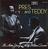 Pres And Teddy (w/Teddy Wilson) (+1 bonus trk) (1956)